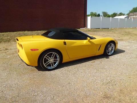 2005 Chevrolet Corvette for sale at Bob Patterson Auto Sales in East Alton IL