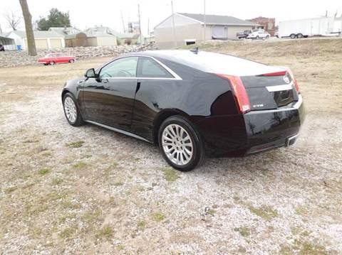 2013 Cadillac CTS for sale at Bob Patterson Auto Sales in East Alton IL