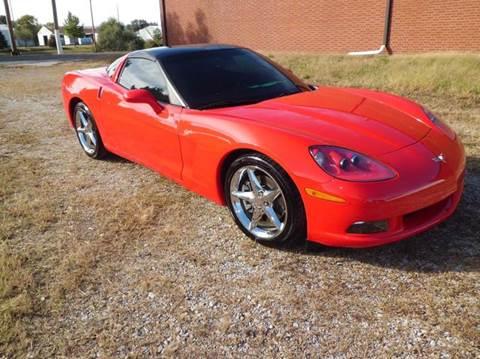2011 Chevrolet Corvette for sale at Bob Patterson Auto Sales in East Alton IL