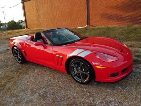 2010 Chevrolet Corvette for sale at Bob Patterson Auto Sales in East Alton IL