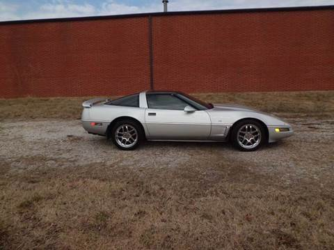 1996 Chevrolet Corvette for sale at Bob Patterson Auto Sales in East Alton IL