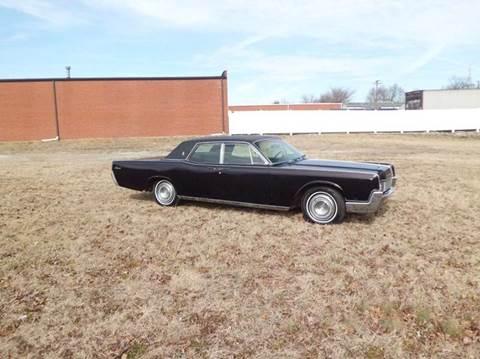 1967 Lincoln Continental for sale at Bob Patterson Auto Sales in East Alton IL