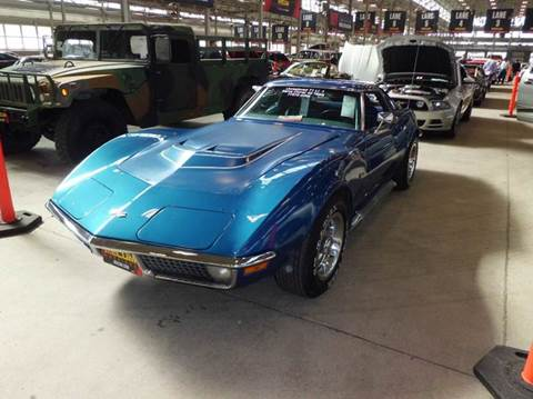 1971 Chevrolet Corvette for sale at Bob Patterson Auto Sales in East Alton IL
