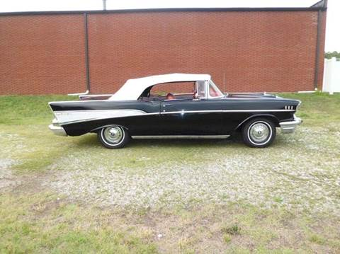 1957 Chevrolet Bel Air for sale at Bob Patterson Auto Sales in East Alton IL