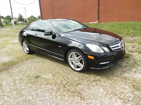 2012 Mercedes-Benz E-Class for sale at Bob Patterson Auto Sales in East Alton IL