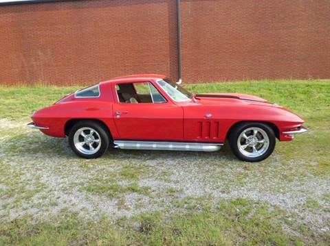 1966 Chevrolet Corvette for sale at Bob Patterson Auto Sales in East Alton IL