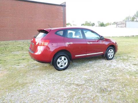 2013 Nissan Rogue for sale at Bob Patterson Auto Sales in East Alton IL