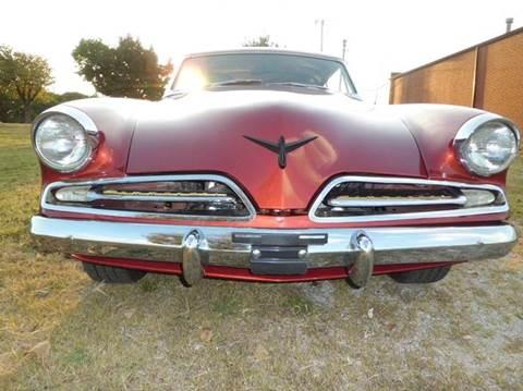 1953 Studebaker Commander for sale at Bob Patterson Auto Sales in East Alton IL
