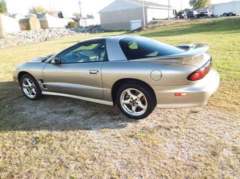 2000 Pontiac Firebird for sale at Bob Patterson Auto Sales in East Alton IL