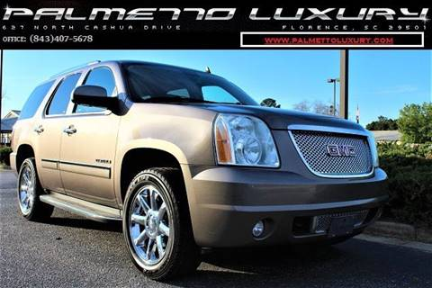 2011 GMC Yukon for sale in Florence, SC