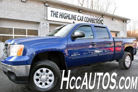 2013 GMC Sierra 2500HD for sale in Waterbury, CT