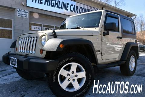 2011 Jeep Wrangler for sale in Waterbury, CT