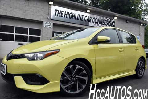 2016 Scion iM for sale in Waterbury, CT