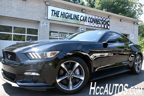 2015 Ford Mustang for sale in Waterbury, CT