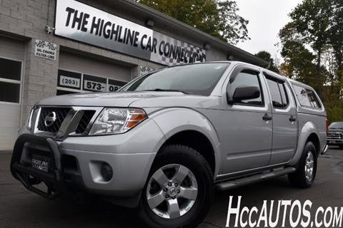 2013 Nissan Frontier for sale in Waterbury, CT