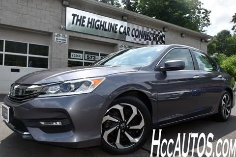 2016 Honda Accord for sale in Waterbury, CT