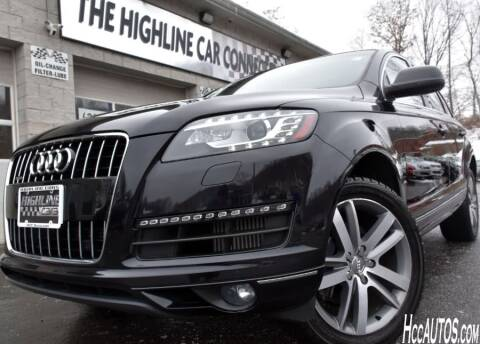 2015 Audi Q7 for sale in Waterbury, CT