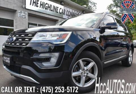 2017 Ford Explorer for sale at The Highline Car Connection in Waterbury CT