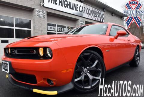 2019 Dodge Challenger R/T for sale at The Highline Car Connection in Waterbury CT
