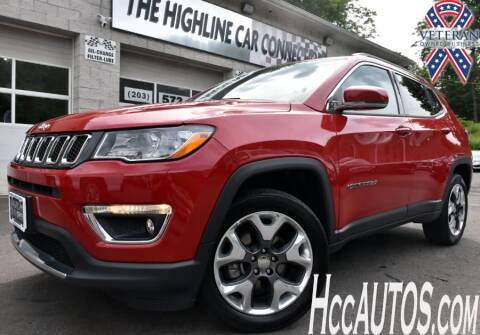 2019 Jeep Compass for sale at The Highline Car Connection in Waterbury CT