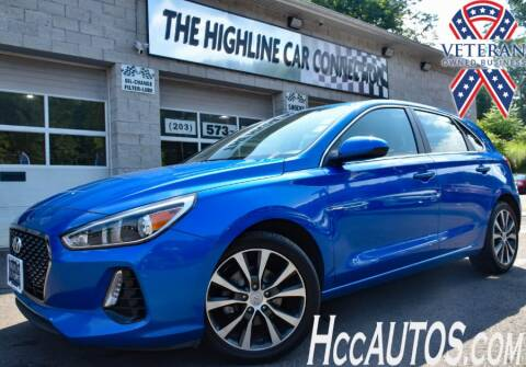 2018 Hyundai Elantra GT for sale at The Highline Car Connection in Waterbury CT
