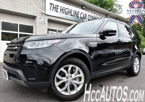2019 Land Rover Discovery for sale at The Highline Car Connection in Waterbury CT