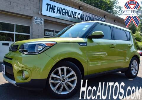 2017 Kia Soul for sale at The Highline Car Connection in Waterbury CT