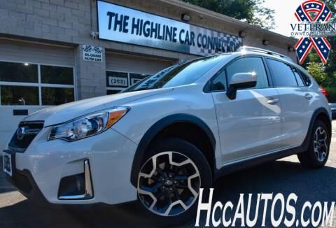 2017 Subaru Crosstrek for sale at The Highline Car Connection in Waterbury CT