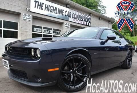 2016 Dodge Challenger for sale at The Highline Car Connection in Waterbury CT