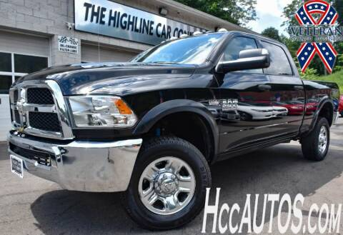 2017 RAM Ram Pickup 2500 for sale at The Highline Car Connection in Waterbury CT