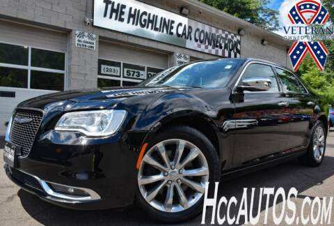 2019 Chrysler 300 for sale at The Highline Car Connection in Waterbury CT
