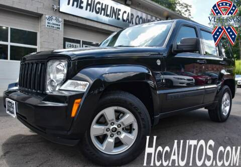 2012 Jeep Liberty for sale at The Highline Car Connection in Waterbury CT