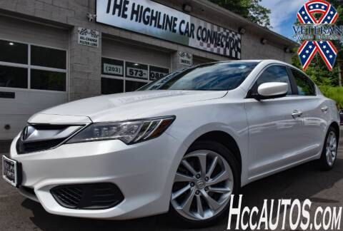 2017 Acura ILX for sale at The Highline Car Connection in Waterbury CT