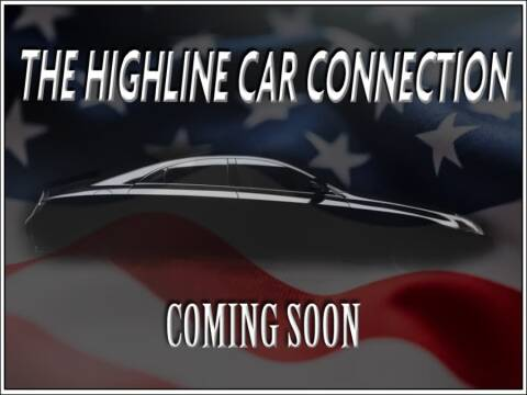 2017 Honda HR-V for sale at The Highline Car Connection in Waterbury CT