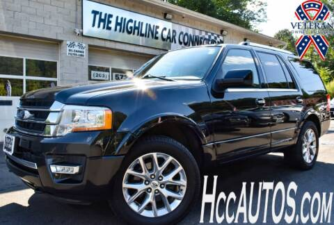 2015 Ford Expedition for sale at The Highline Car Connection in Waterbury CT