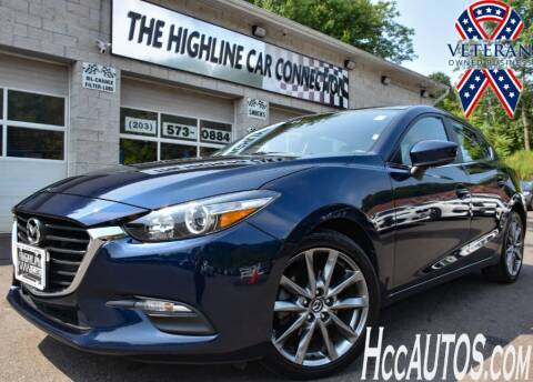 2018 Mazda MAZDA3 for sale at The Highline Car Connection in Waterbury CT