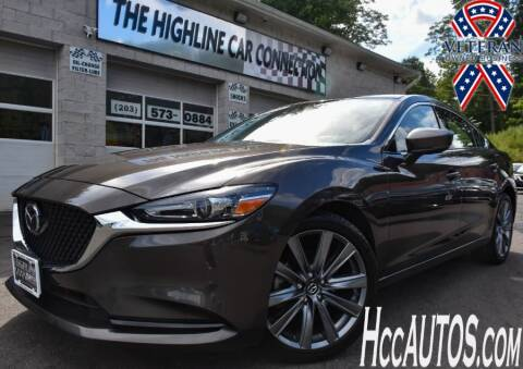 2019 Mazda MAZDA6 for sale at The Highline Car Connection in Waterbury CT