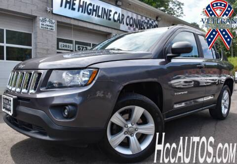 2016 Jeep Compass for sale at The Highline Car Connection in Waterbury CT