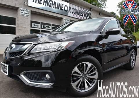 2017 Acura RDX for sale at The Highline Car Connection in Waterbury CT