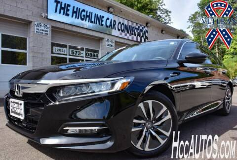 2019 Honda Accord Hybrid for sale at The Highline Car Connection in Waterbury CT