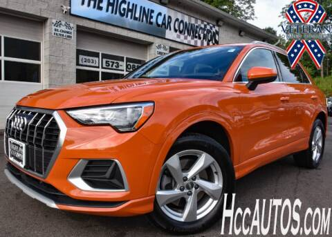 2019 Audi Q3 for sale at The Highline Car Connection in Waterbury CT