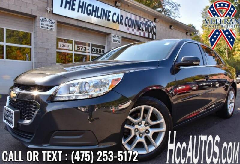 2016 Chevrolet Malibu Limited for sale at The Highline Car Connection in Waterbury CT