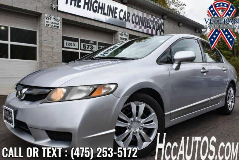 2009 Honda Civic for sale at The Highline Car Connection in Waterbury CT