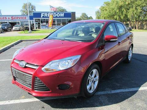 2013 Ford Focus for sale in Indianapolis, IN