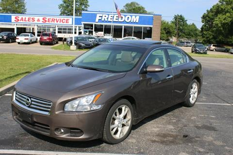 2013 Nissan Maxima for sale in Indianapolis, IN
