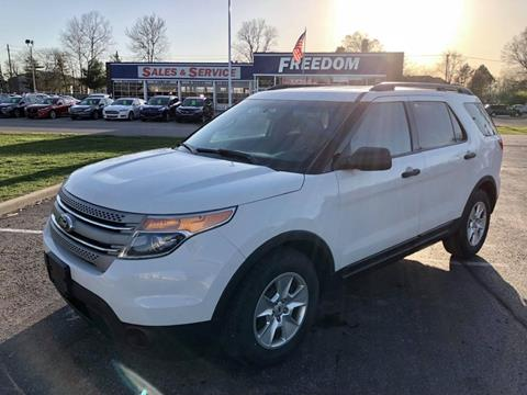 2011 Ford Explorer for sale in Indianapolis, IN