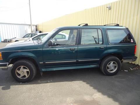 1994 Ford Explorer for sale at Debo Bros Auto Sales in Philadelphia PA