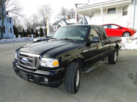 2006 Ford Ranger for sale in Beverly MA