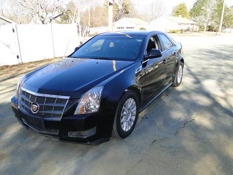 2010 Cadillac CTS for sale in Beverly, MA