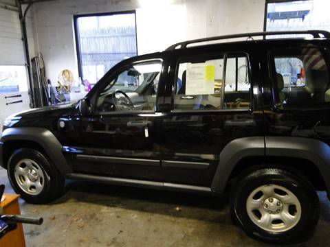 2007 Jeep Liberty for sale in Beverly MA